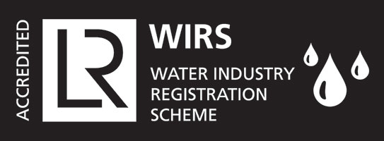 Water Industry Registration Scheme Accredited